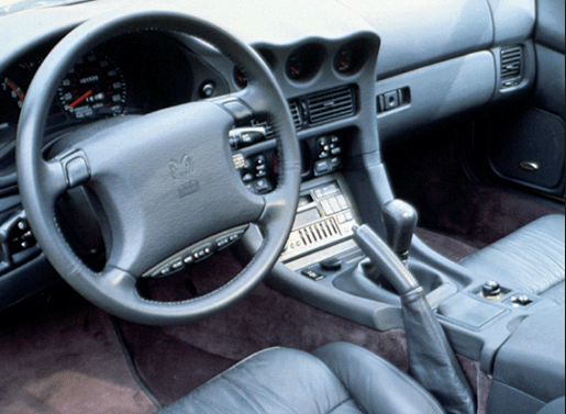 1995 Dodge Stratus Interior and Redesign