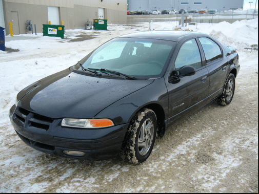 1998 Dodge Stratus Owners Manual and Concept