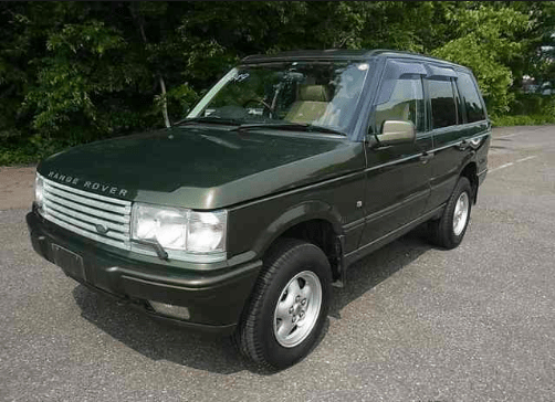 2000 Land Rover Range Rover Owners Manual and Concept