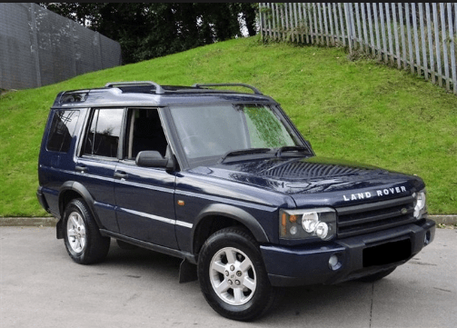 2003 Land Rover Discovery Owners Manual and Concept