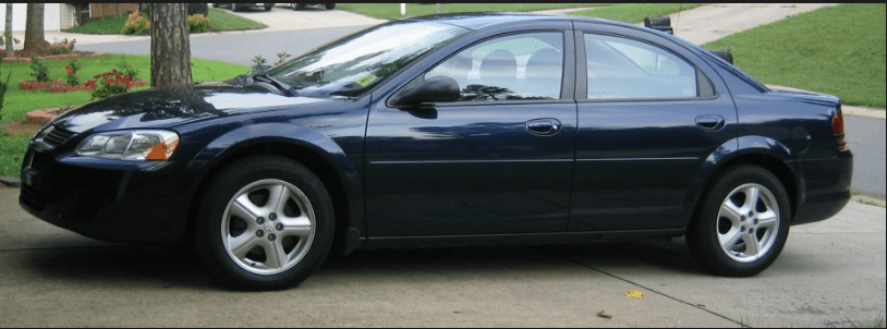 2005 Dodge Stratus Owners Manual and Concept