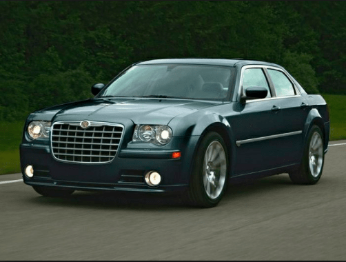 2008 Chrysler 300 Owners Manual and Concept