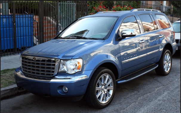 2008 Chrysler Aspen Owners Manual and Concept