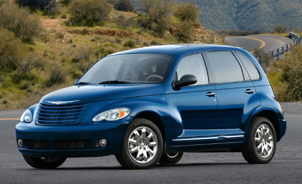 2008 Chrysler PT Cruiser Owners Manual and Concept