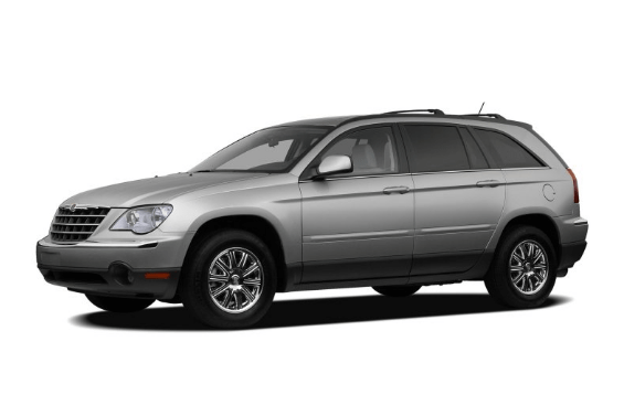 2008 Chrysler Pacifica Owners Manual and Concept