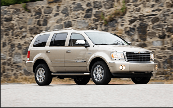 2009 Chrysler Aspen Hybrid Owners Manual and Concept