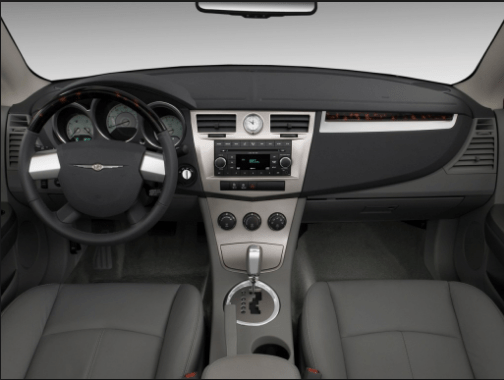 2009 Chrysler Sebring Interior and Redesign