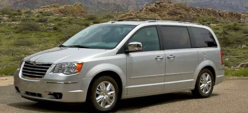2009 Chrysler Town & Country Owners Manual and Concept