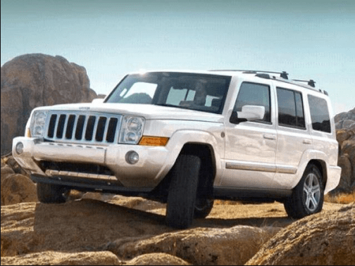 2010 Jeep Commander Owners Manual and Concept