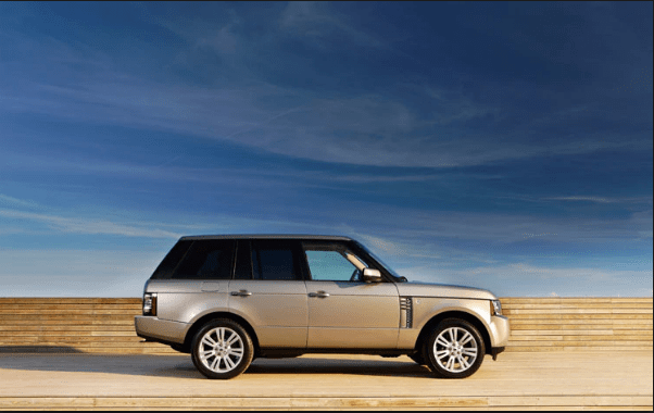 2010 Land Rover Range Rover Owners Manual and Concept