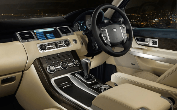 2010 Land Rover Range Rover Sport Interior and Redesign