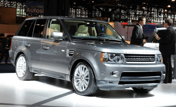 2010 Land Rover Range Rover Sport Owners Manual and Concept