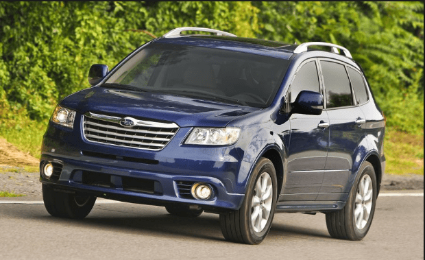 2010 Subaru Tribeca Owners Manual and Concept