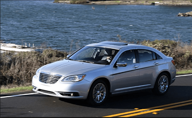 2011 Chrysler 200 Owners Manual and Concept