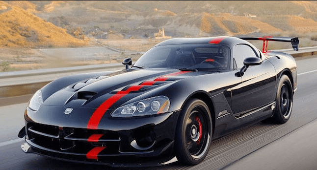 2011 Dodge Viper Owners Manual and Concept
