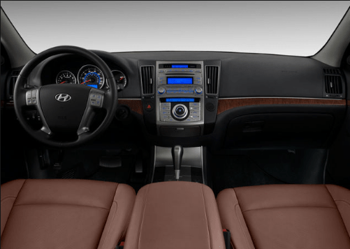 2011 Hyundai Veracruz Interior and Redesign
