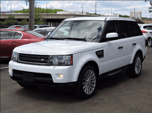 2011 Land Rover Range Rover Owners Manual and Concept