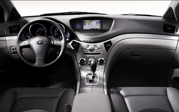 2011 Subaru Tribeca Interior and Redesign