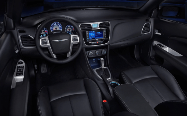 2012 Chrysler 200 Interior and Redesign