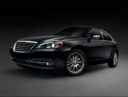 2012 Chrysler 200 Owners Manual and Concept