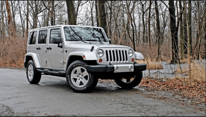 2012 Jeep Wrangler Unlimited Owners Manual and Concept