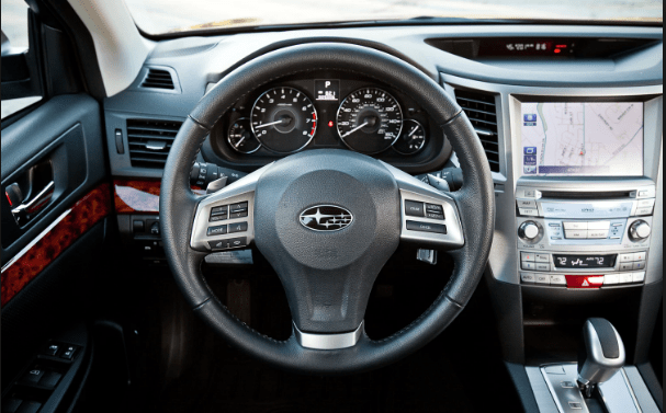 2012 Subaru Legacy Interior and Redesign