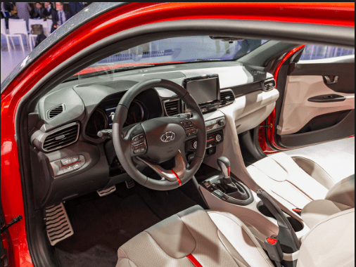2019 Hyundai Veloster Interior and Redesign