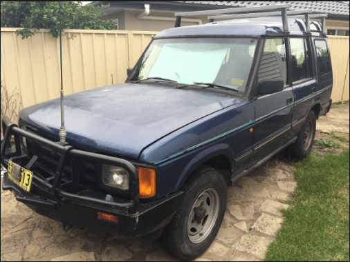 1992 Land Rover Discovery Owners Manual and Concept