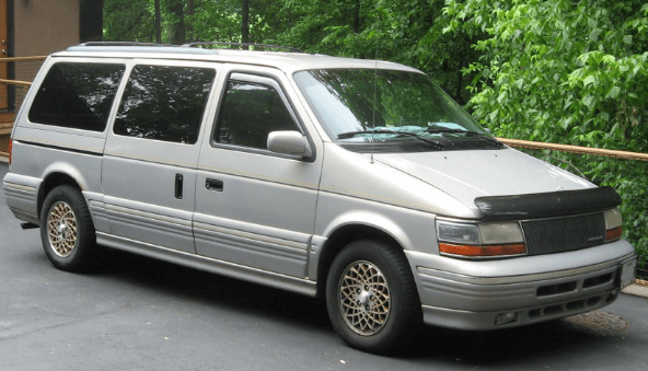 1995 Chrysler Town & Country Owners Manual and Concept