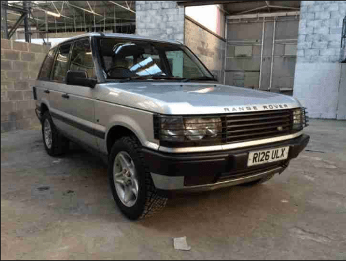 1997 Land Rover Range Rover Owners Manual and Concept