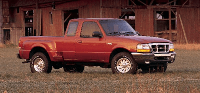 1998 Ford Ranger Owners Manual and Concept