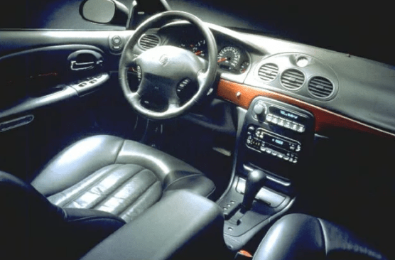 1999 Chrysler 300M Interior and Redesign