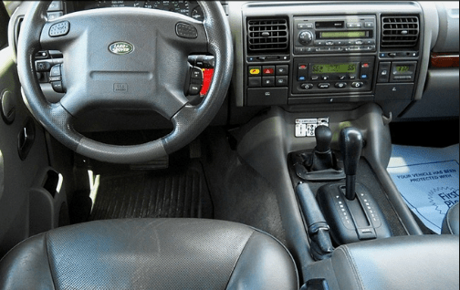 1999 Land Rover Discovery Interior and Redesign