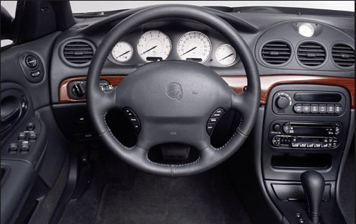 2000 Chrysler 300M Interior and Redesign