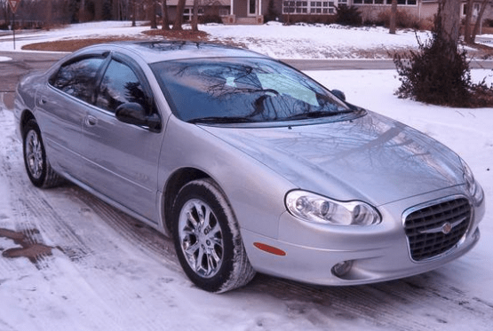 2000 Chrysler LHS Owners Manual and Concept