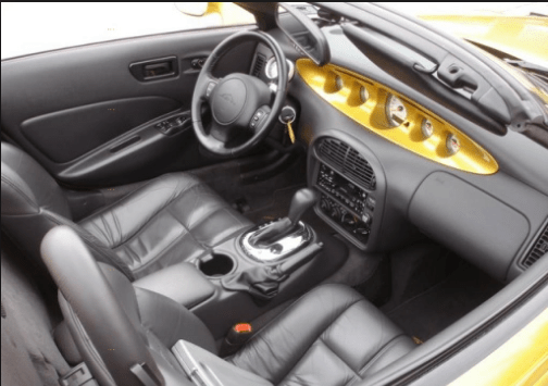 2002 Chrysler Prowler Interior and Redesign