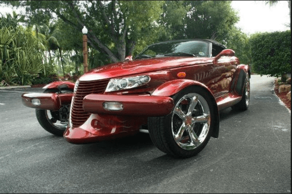 2002 Chrysler Prowler Owners Manual and Concept