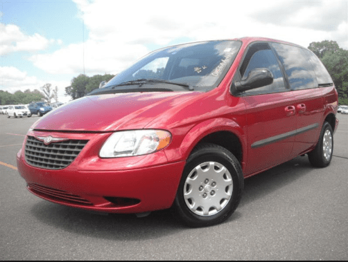 2002 Chrysler Voyager Owners Manual and Concept