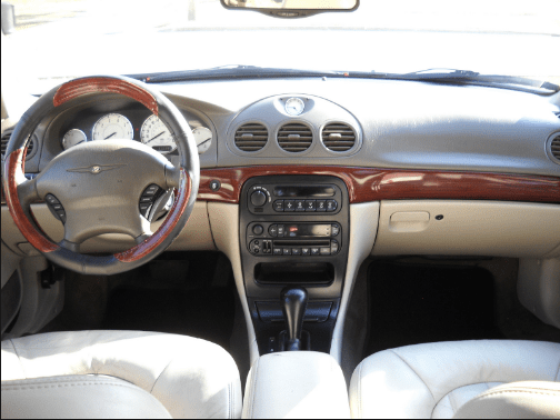 2003 Chrysler 300M Interior and Redesign