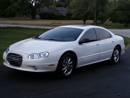 2003 Chrysler Concorde Owners Manual and Concept