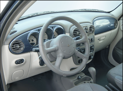 2003 Chrysler PT Cruiser Interior and Redesign