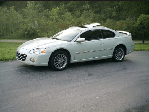 2003 Chrysler Sebring Owners Manual and Concept