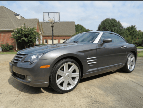 2004 Chrysler Crossfire Owners Manual and Concept