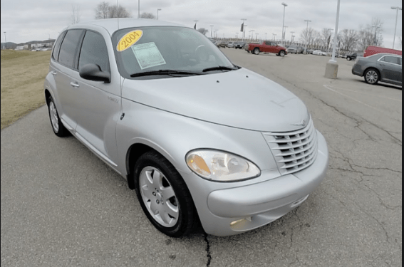 2004 Chrysler PT Cruiser Owners Manual and Concept