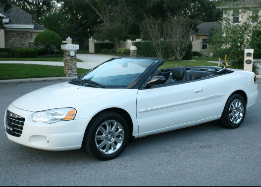 2004 Chrysler Sebring Owners Manual and Concept