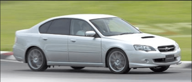 2005 Subaru Legacy Owners Manual and Concept