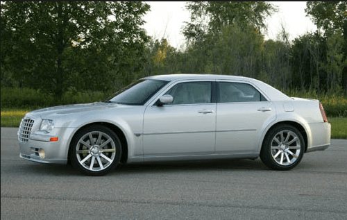 2006 Chrysler 300 Owners Manual and Concept