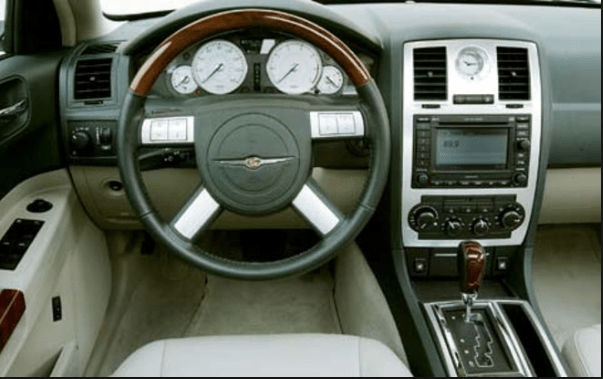 2007 Chrysler 300 Interior and Redesign