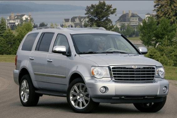 2007 Chrysler Aspen Owners Manual and Concept