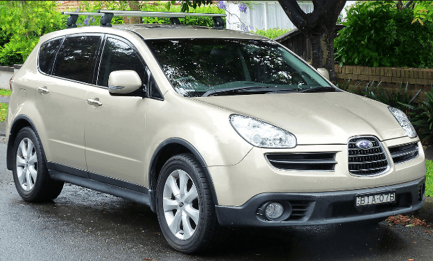 2007 Subaru Tribeca Owners Manual and Concept